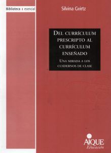 curriculum prescripto